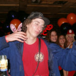 Hilarious Student Dresses Up as Himself, but Drunk