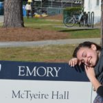Freshman Excited to Keep Room in McTyeire