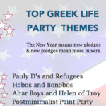 INFOGRAPHIC: Top Greek Life Mixer Themes of 2014