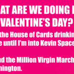 INFOGRAPHIC: What Are We Doing For Valentine's Day?