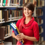 Attractive Women Studying in the Library Just Waiting for Men To Tell Them They are Beautiful, Study Finds