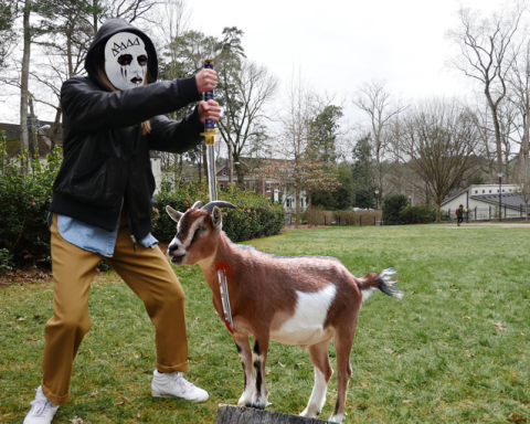 goat massacre